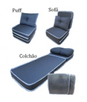 Puff Conforto 3 X 1